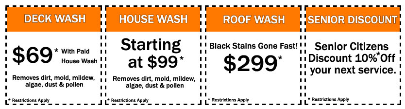 Power Wash Coupons